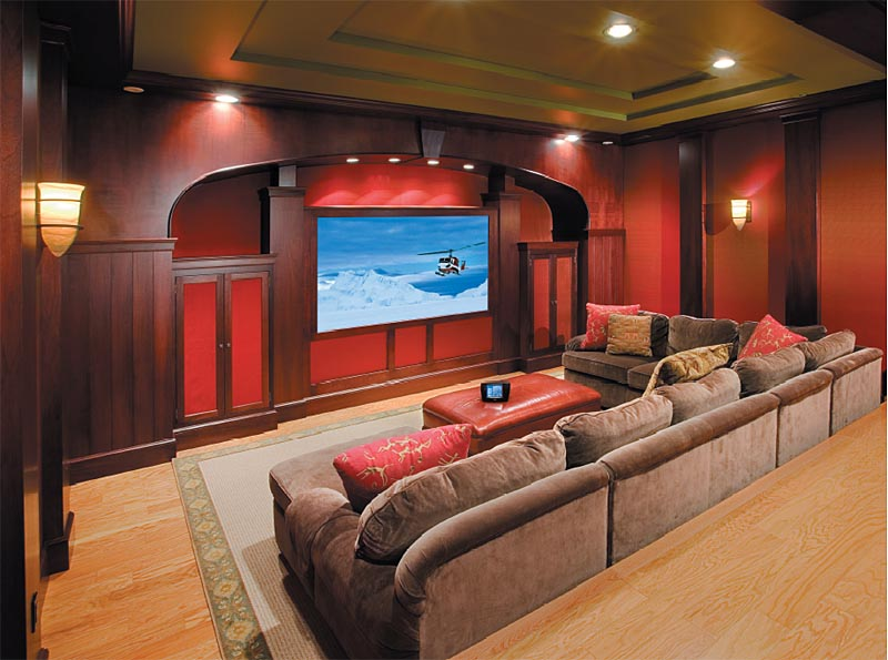 AV Services Entertainment Systems Home Theater Audio Visual WOM C E I